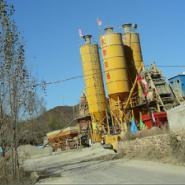 山东济南混凝土搅拌站生产厂图片