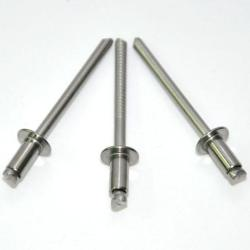供应不鏽鋼抽芯鉚釘