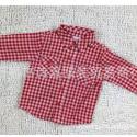 男童衬衫新款纯棉童衬衫批发图片