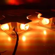 LED十字星光灯七彩价格图片