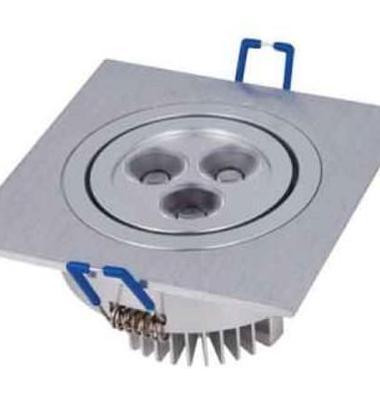 嵌入LED天花灯图片/嵌入LED天花灯样板图 (3)