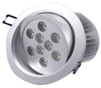 嵌入LED天花灯图片/嵌入LED天花灯样板图 (1)