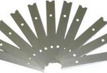 供应厂家低价供应地板铲刀刀片/玻璃清洁刀片/铲刀/