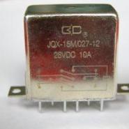 15M小型强功率密封直流电磁继电器图片