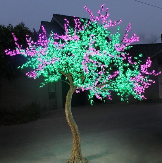 枫叶树_枫叶树供货商_供应LED枫叶树_枫叶树