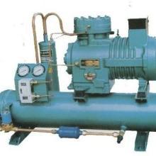 供应温州半封闭式冷水机组开封式机组图片
