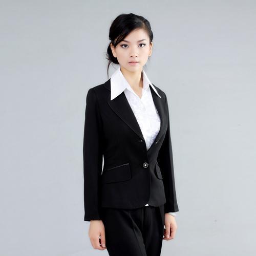 济宁订做单位职业装,白领职业装定制 供应低价女士职业套