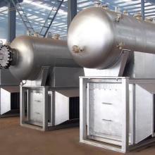 供应热管换热器的效果及节能率