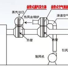 供应余热回收-热管式蒸汽发生器安装示意(图)批发