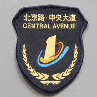 预备役部队新臂章