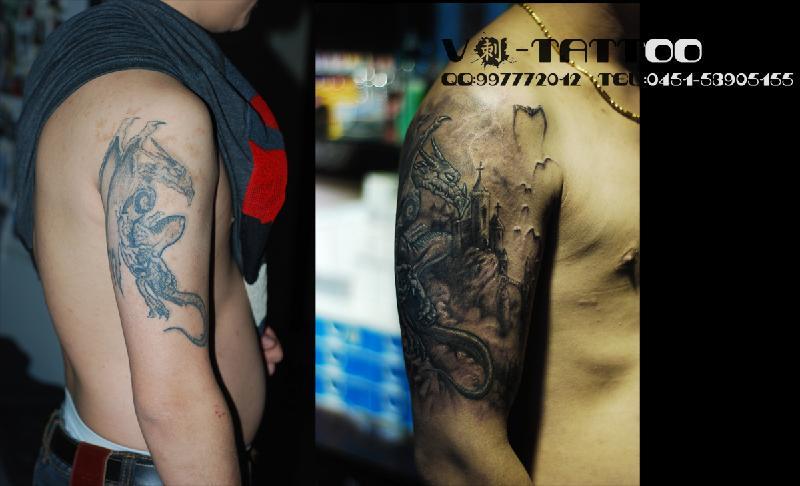 洗纹身的方法及原理