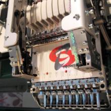 【神州田岛】电脑绣花机 可做雕孔绣 扁金线绣 植绒绣 珠片绣