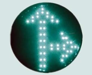 200型直行右转绿灯芯图片