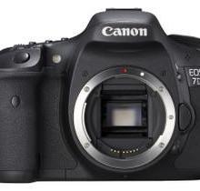 全新佳能7D数码相机