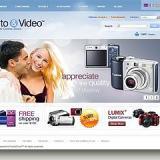 供应数码产品外贸网站建设