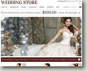 供应婚纱外貌网站建设