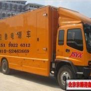 北京通州区发电车租赁图片