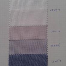 供应高支高密纯棉色织提花衬衣面料批发