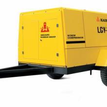 供应开山LG系列电动移动螺杆机螺杆机的卖店螺杆机与活塞机的比较批发