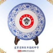 景德镇大瓷盘厂家纪念盘订做厂家图片