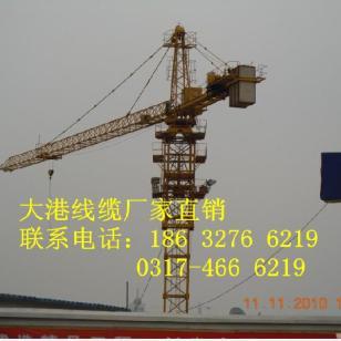 电动吊篮电缆厂图片