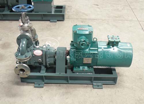 供应山东旋转活塞泵多少钱?山东不泄漏WZB转子泵生产厂
