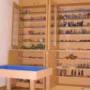 沙盘游戏专业版心理设备箱庭疗法图片