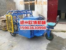 青海哪家免烧砖电动运砖车厂家质量好,技术一流?图片