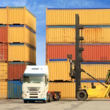 供应金华货运/门对门海运/集装箱物流图片