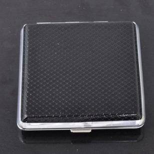 超薄按压式自动烟盒烟夹20支装图片