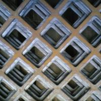 供应金属网板 锰钢板冲孔加工