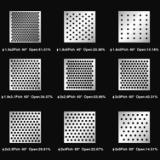 供应优质冲孔网板加工优质网孔板厂家