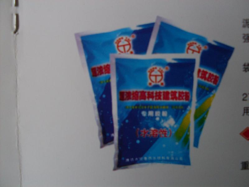 供應日照丙綸專用干粉膠