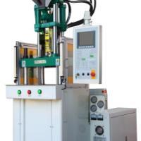 供应塑胶电子接插件专用立式注塑机/直压式注塑成型,德润转盘立式注塑机