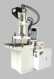 LCP塑料专用立式注塑机图片