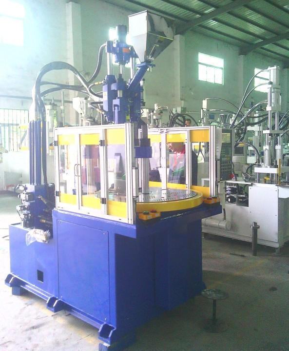 供应深圳300吨立式转盘注塑机价格/多工位转盘立式注塑机批发