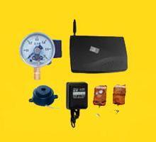 GSM无线压力报警器