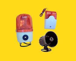 12V鸣笛闪光灯图片