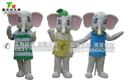 12生肖动物服装