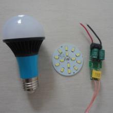 供应LED球泡灯灯罩高透光PC塑料图片