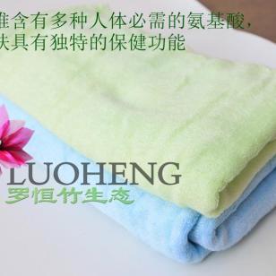 100竹纤维浴巾图片