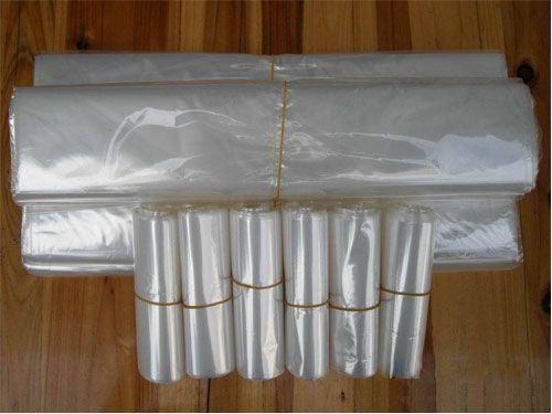 供应POF热收缩膜 环保POF收缩袋  对折POF热收缩膜厂家质量保证