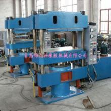供应200t自动强制快开模硅胶硫化机电加热现货硫化机批发