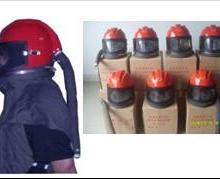 供应喷砂头盔防护头罩喷砂服批发