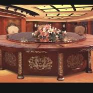 安阳音乐喷泉电动餐桌图片