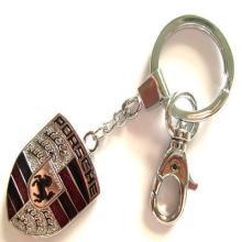 金属保时捷钥匙扣皮质保时捷钥匙扣锌合金保时捷保时捷钥匙扣