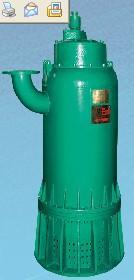 BQS220矿用隔爆排污排沙潜水泵厂家批发