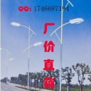 公路灯杆图片