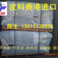 牛皮进口牛皮香港含税进口清关图片