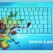 ABS键盘打印机图片